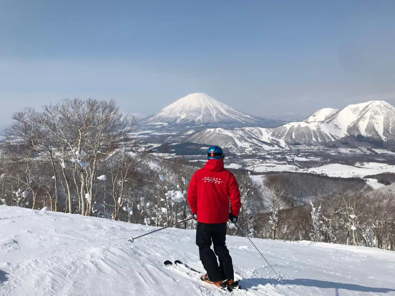 Japan-Niseko-Yotei-Skiing