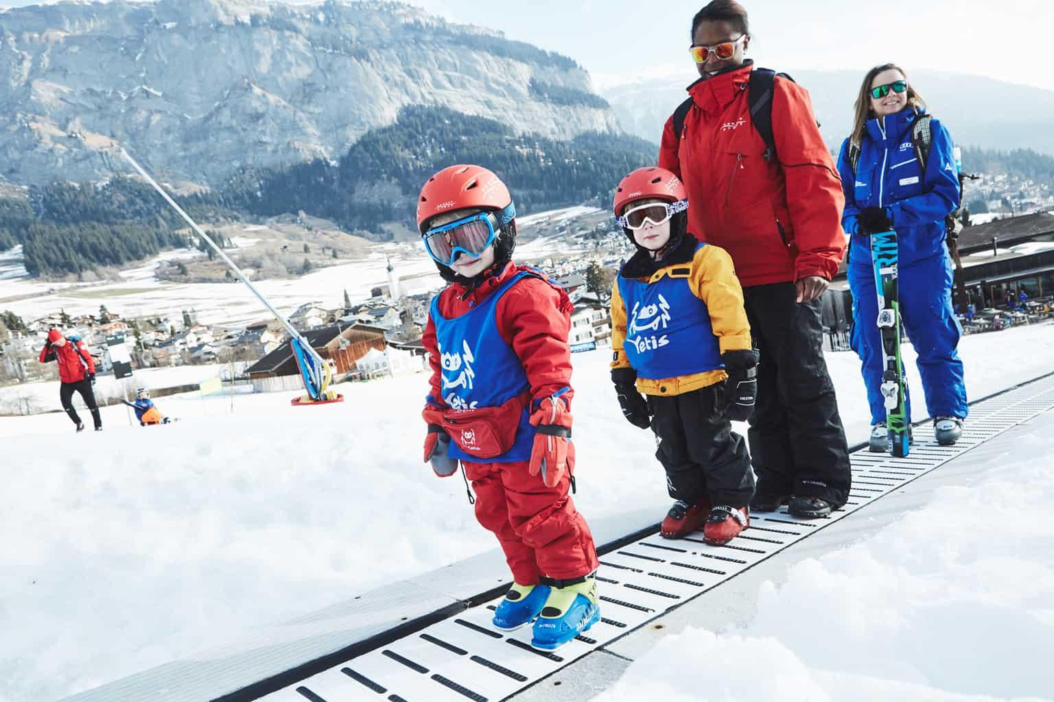 when-to-ski-flims-yeti-february-half-term